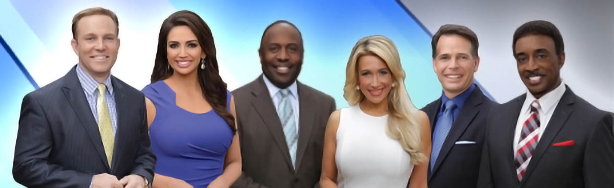 Fox 8 News Cleveland newscasters