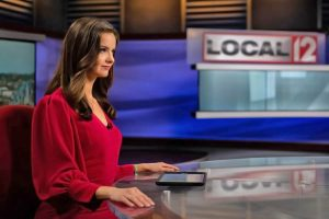 Kathryn Robinson at WKRC News