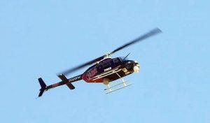 News Chopper for Fox 8 News Cleveland