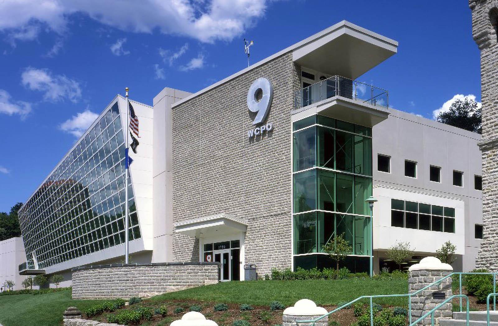 Studio Building of WCPO News