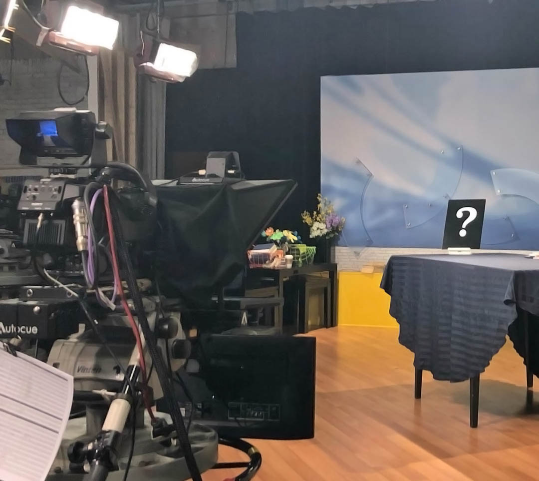 WKYC News Its All About You broadcast studio