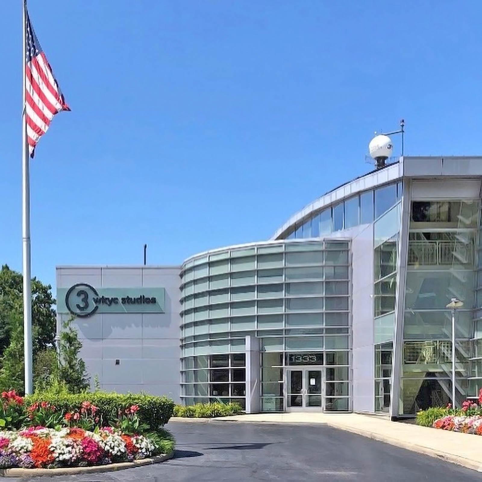 WKYC News headquarters building
