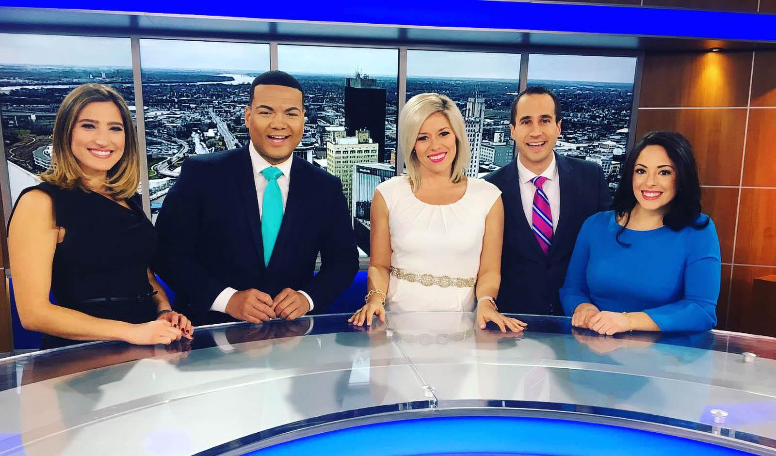 WTOL News morning team
