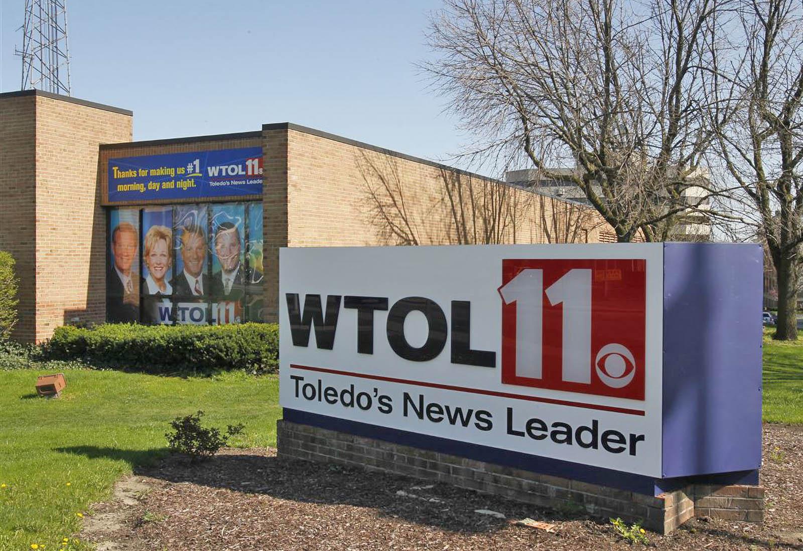 WTOL News 11 studio location