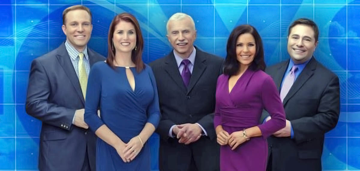 Weather Team for Fox 8 News Cleveland