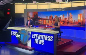 Mike Marza and Amy Freeze