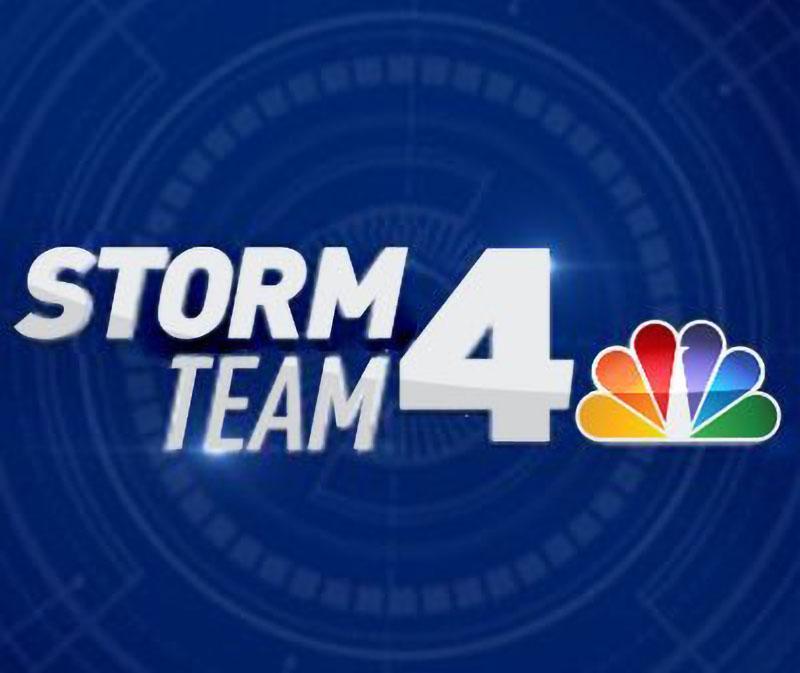 NBC New York Storm Team 4 Logo