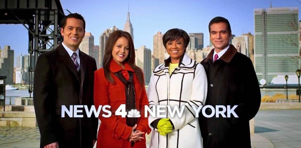 NBC New York news team