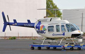 Channle 4 News New York sky chopper