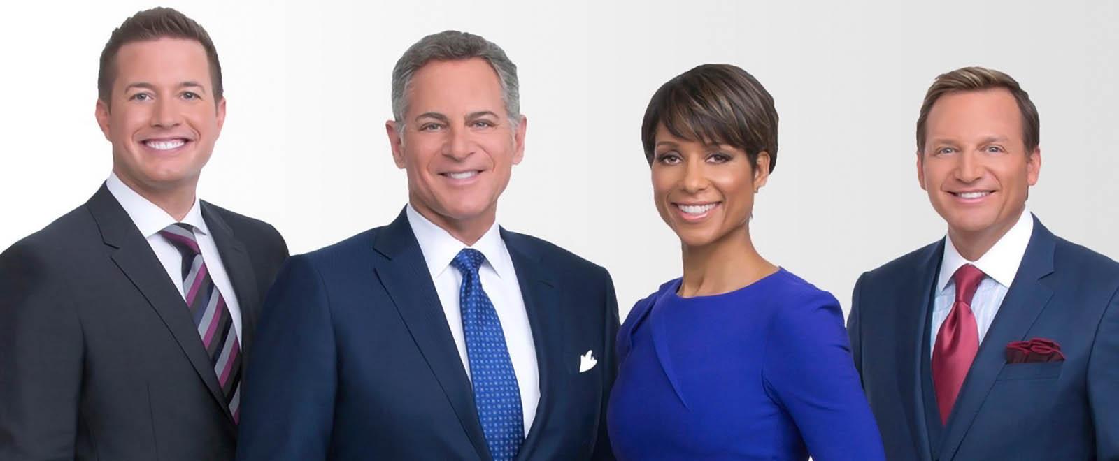 WABC TV Eyewitness News team