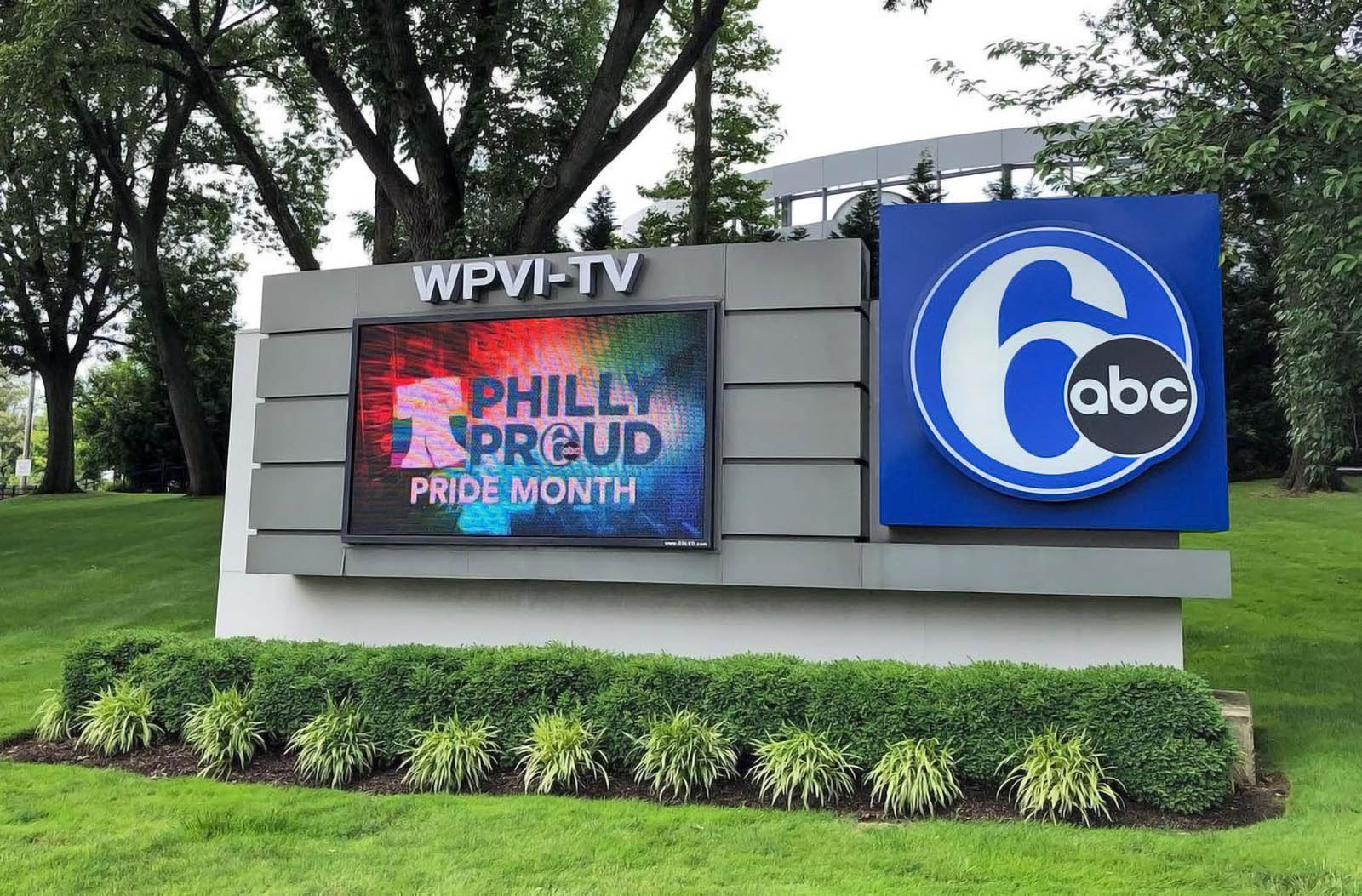 WPVI 6ABC News Philly location