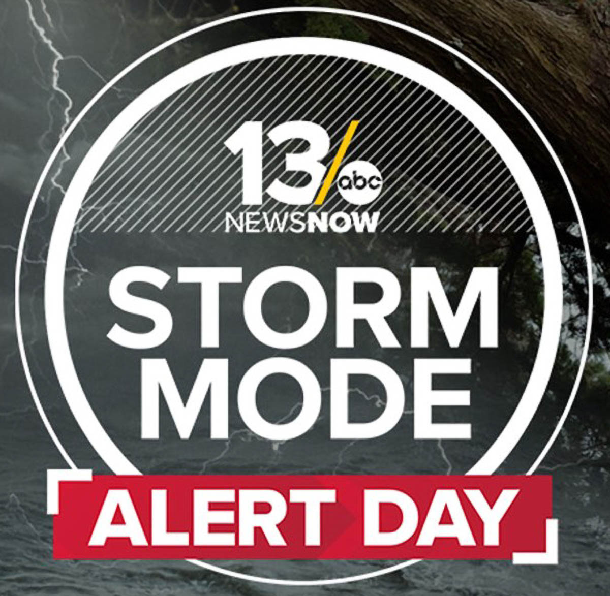 WVEC Storm Mode logo