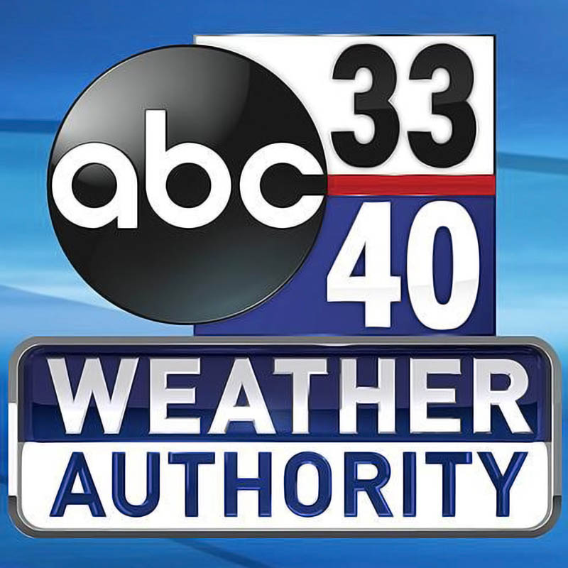 ABC3340 Weather Authority logo