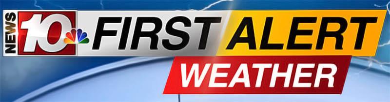 First Alert Weather team WHEC