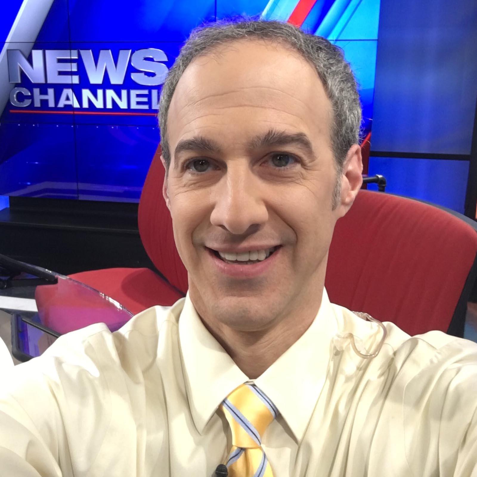 Anchor of WSYR - Jeff Kulikowski