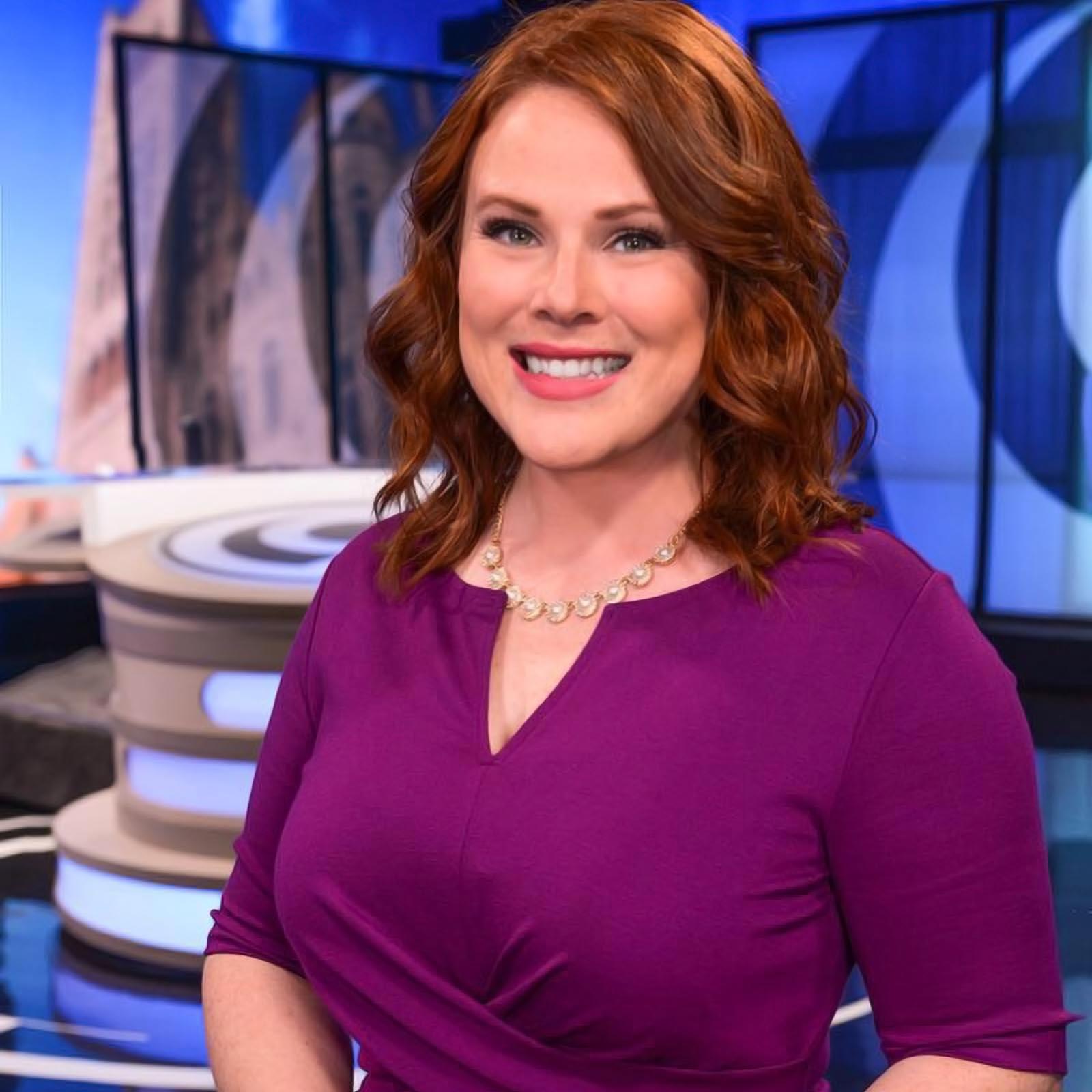 Lindsay Raychel, popular anchor of WSYR TV