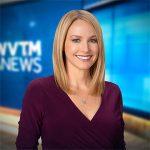 Newsgirl of WVTM 13, Sheri Falk