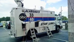 WBMA Satellite Van of ABC3340
