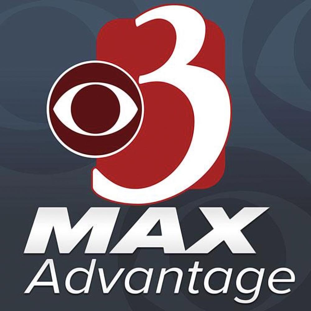 WCAX Max Advantage Weather Team logo