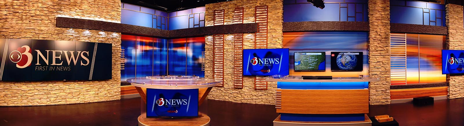 WCAX News news room