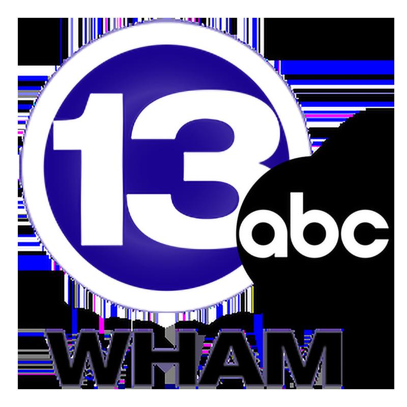 WHAM 13 ABC logo