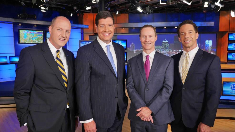 WHAM 13 ABC newscasters