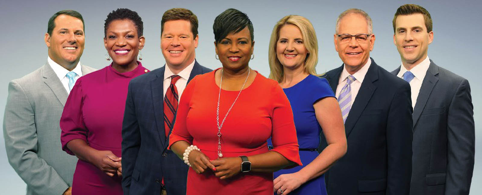 WSFA News anchor persons