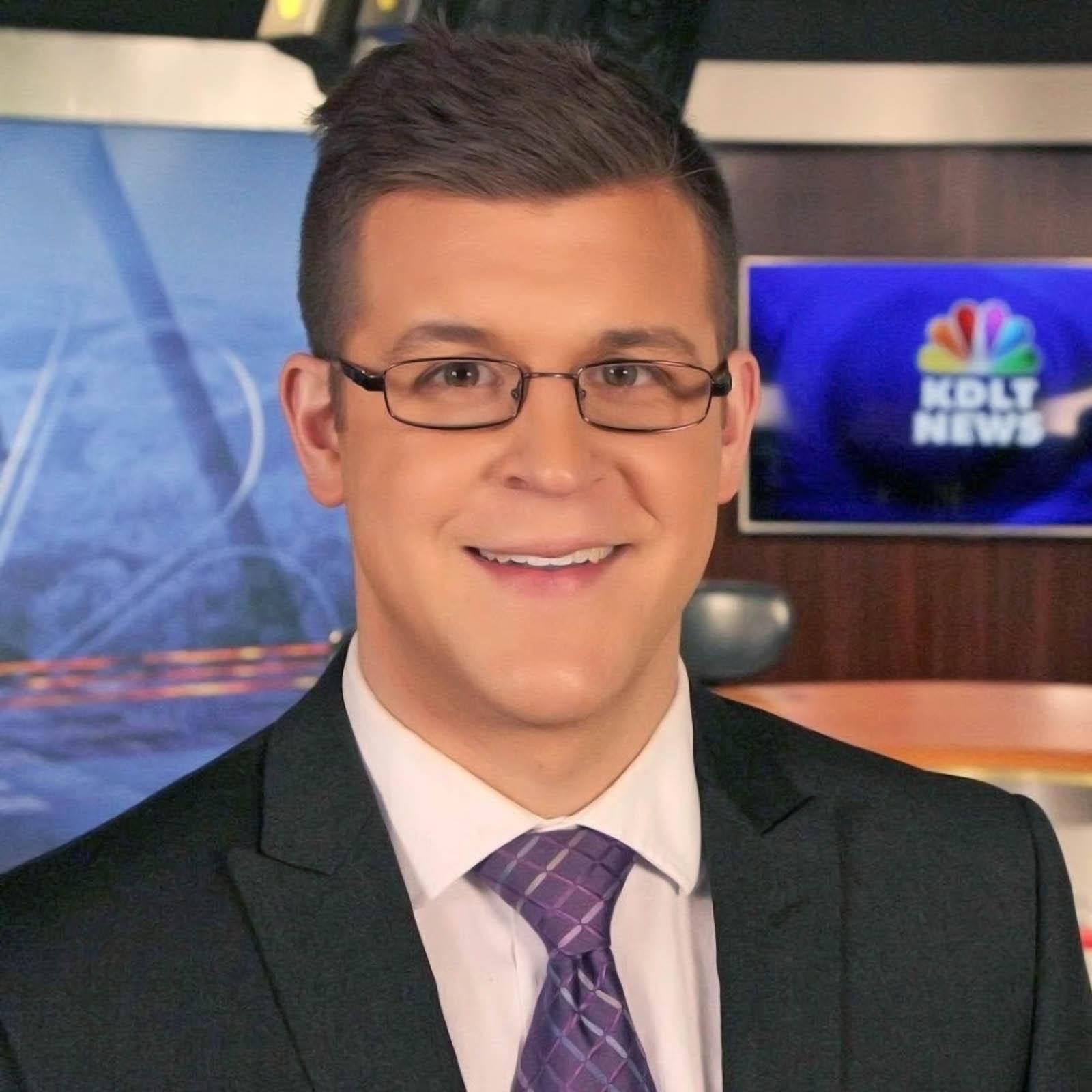 Brandon Spinner work at WAFF 48 News