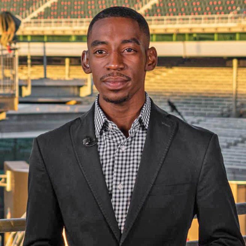 Darius Johnson work for Fox 59