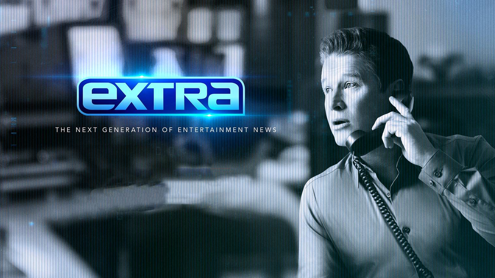 Extra, The Entertainment Magazine Show