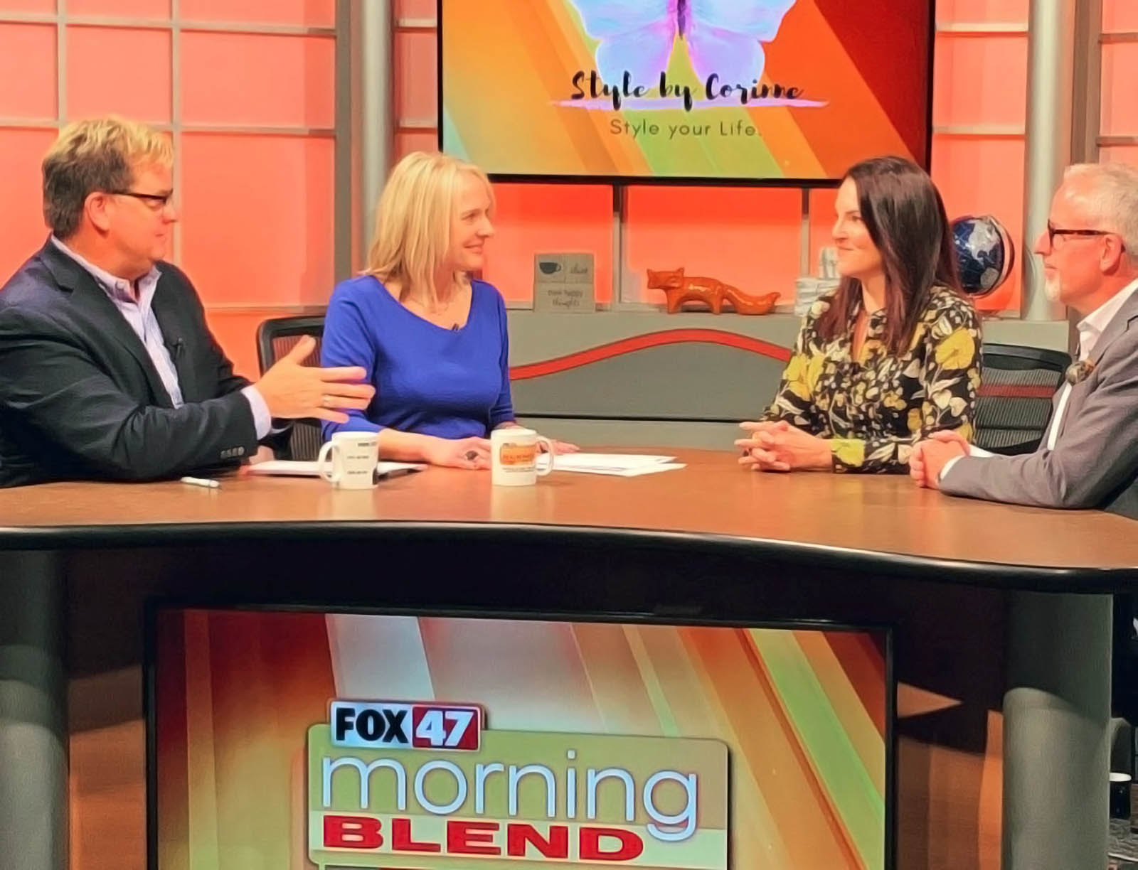 Fox 47 News Morning Blend