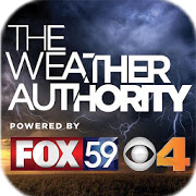 Fox 59 News weather authority logo