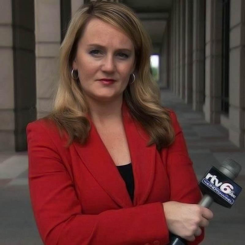 Kara Kenney work for WRTV News