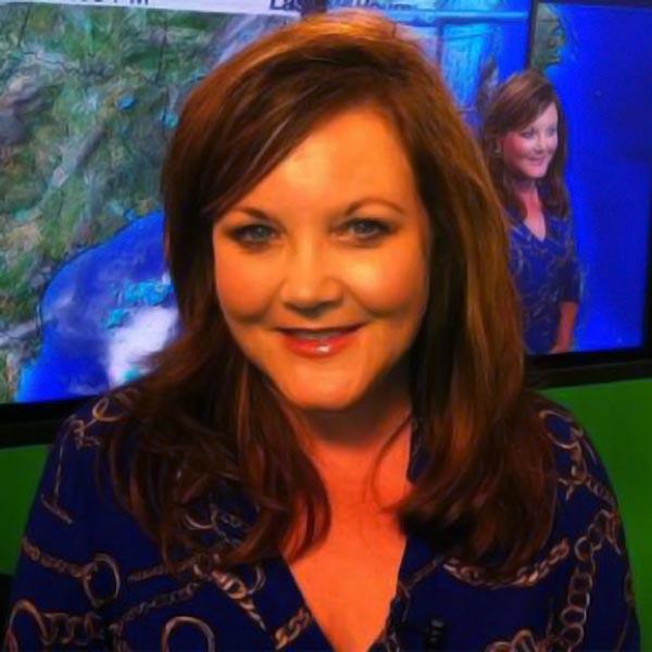 Kathryn Daniel work at WEAR TV News