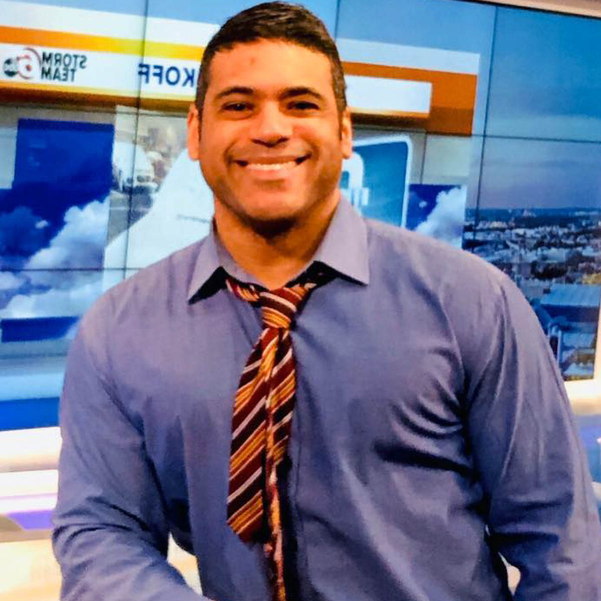 Marc Mullins services for WRTV News