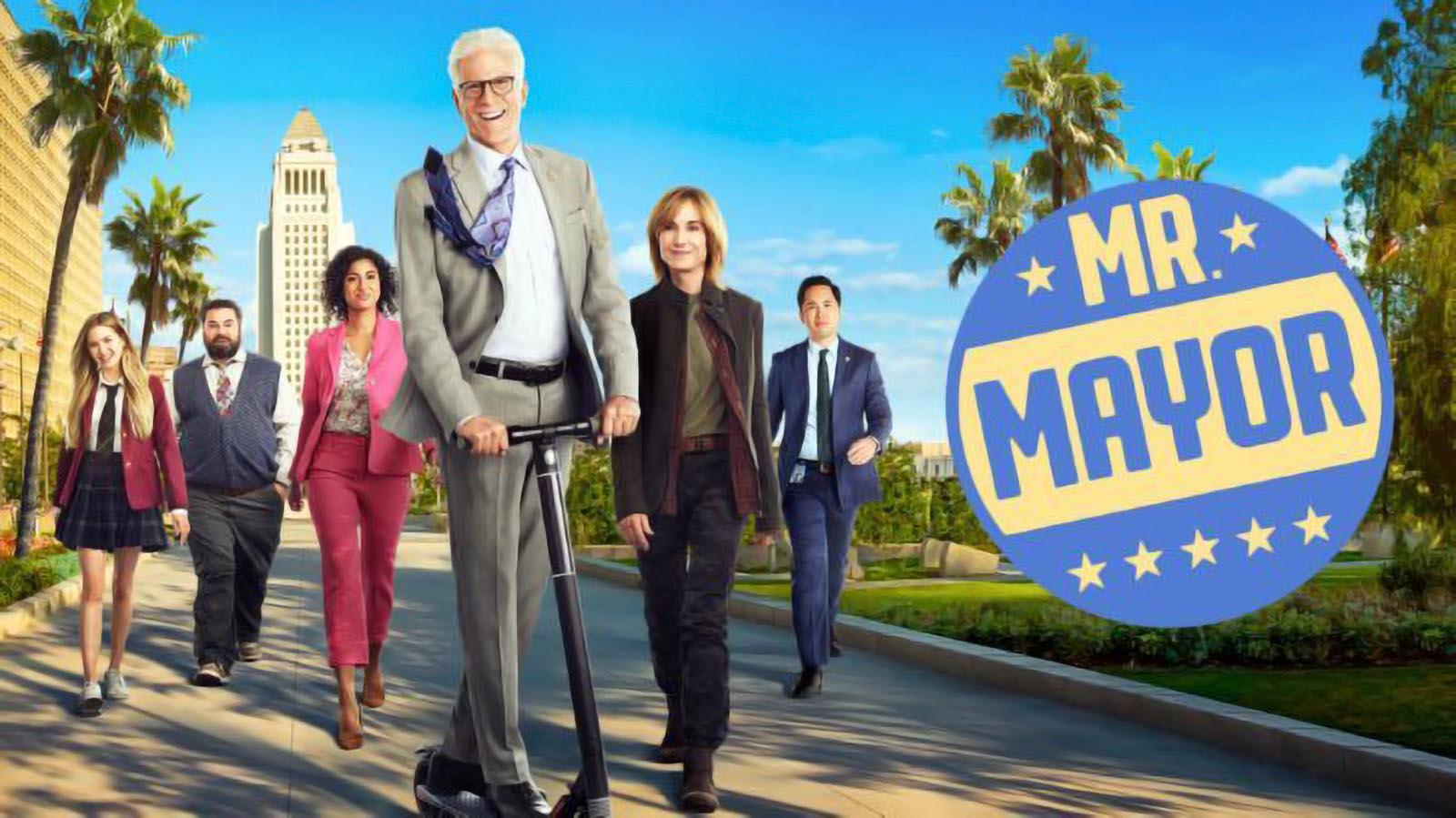 Mr Mayor An American TV Sitcom