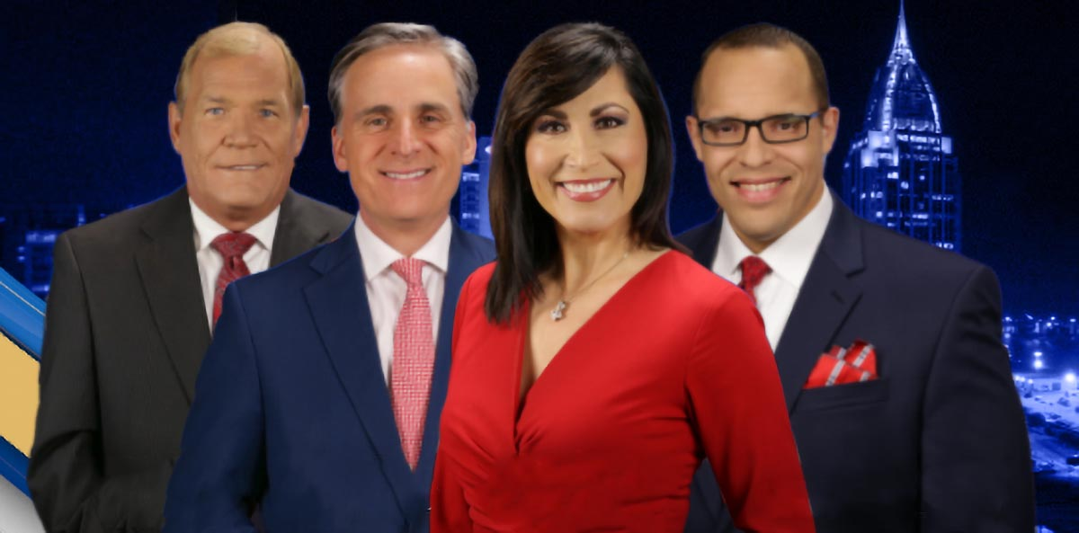 WKRG News 5 newscasters