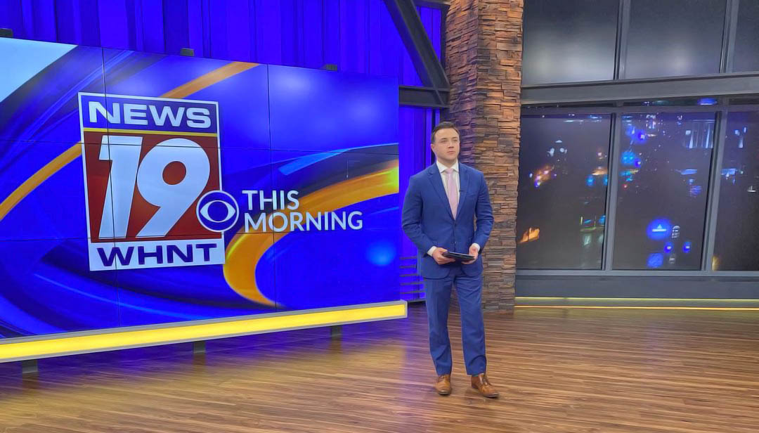 Rocco DiSangro at WHNT 19 News