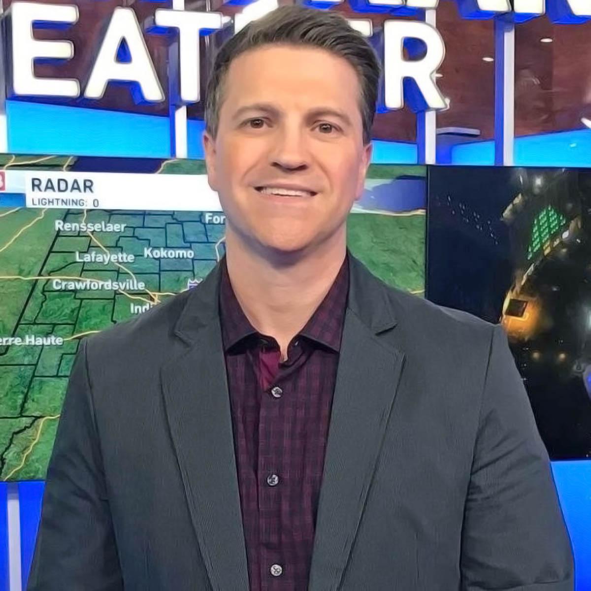 Sean Ash works for WTHR News
