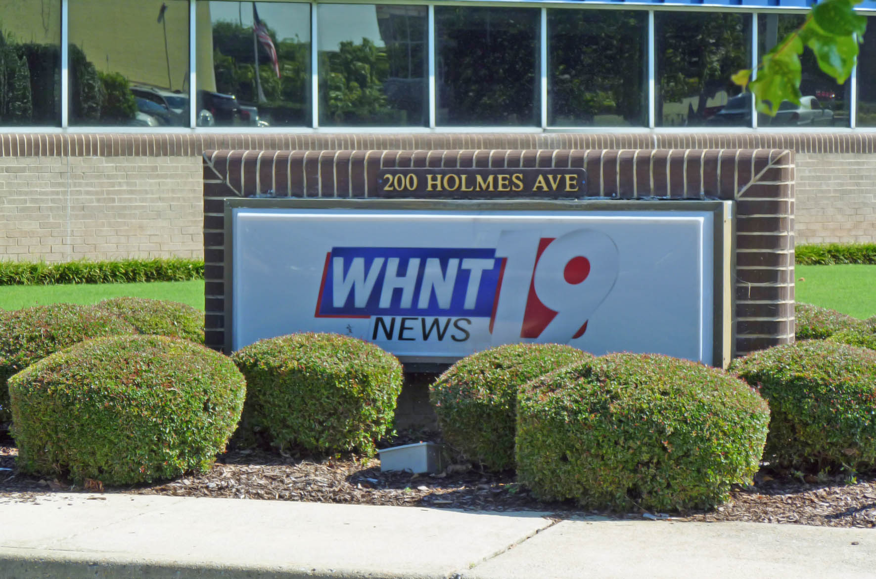 WHNT 19 News building location