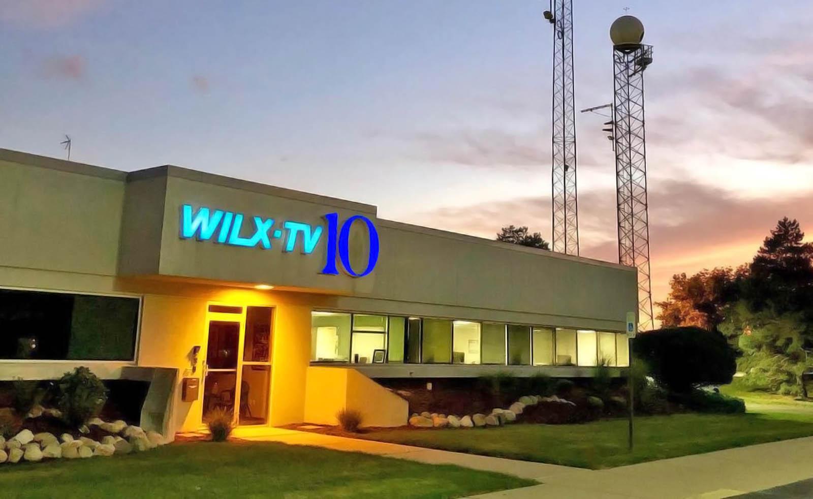 WILX News news room