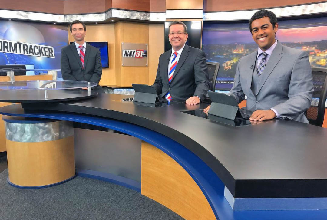 WKTV 13 News newscasters