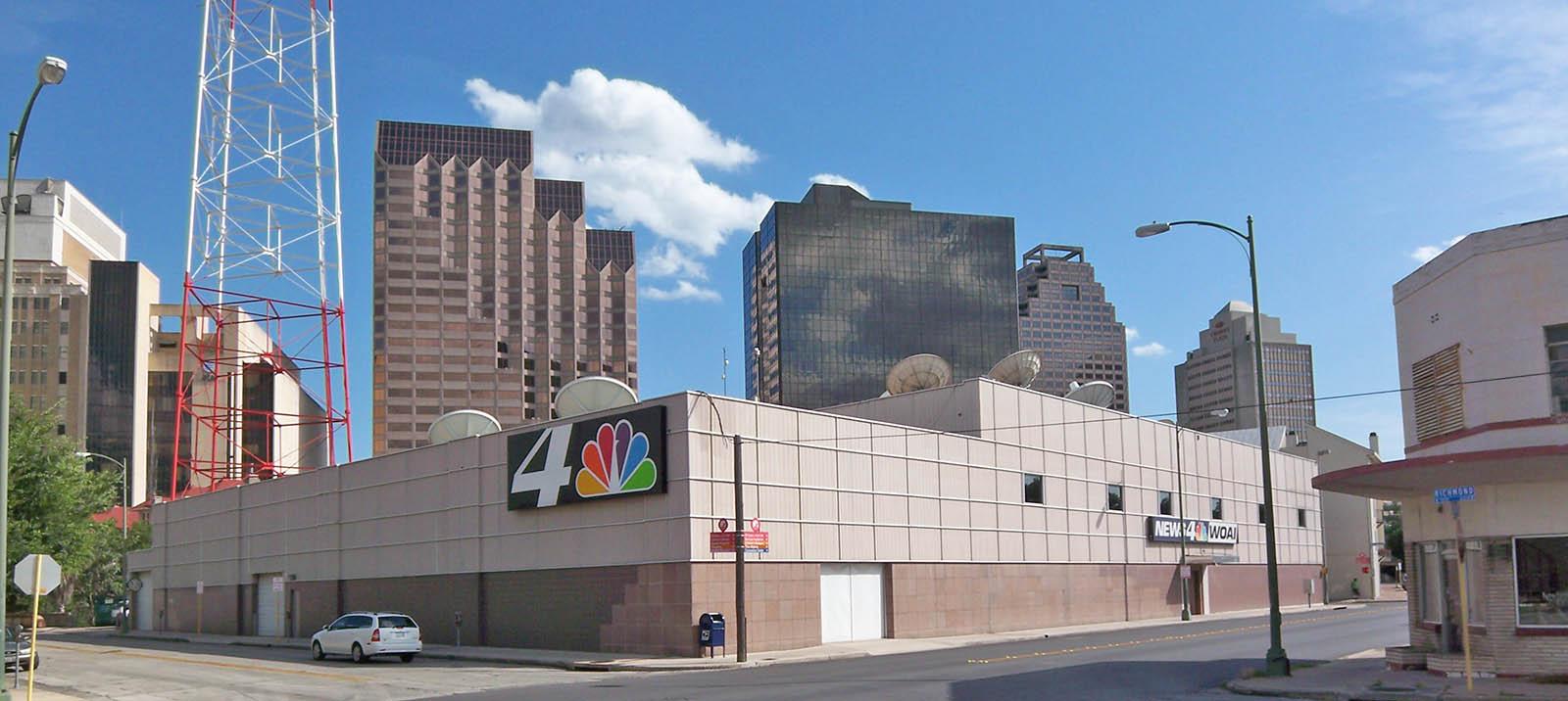 News 4 San Antonio live coverage studio