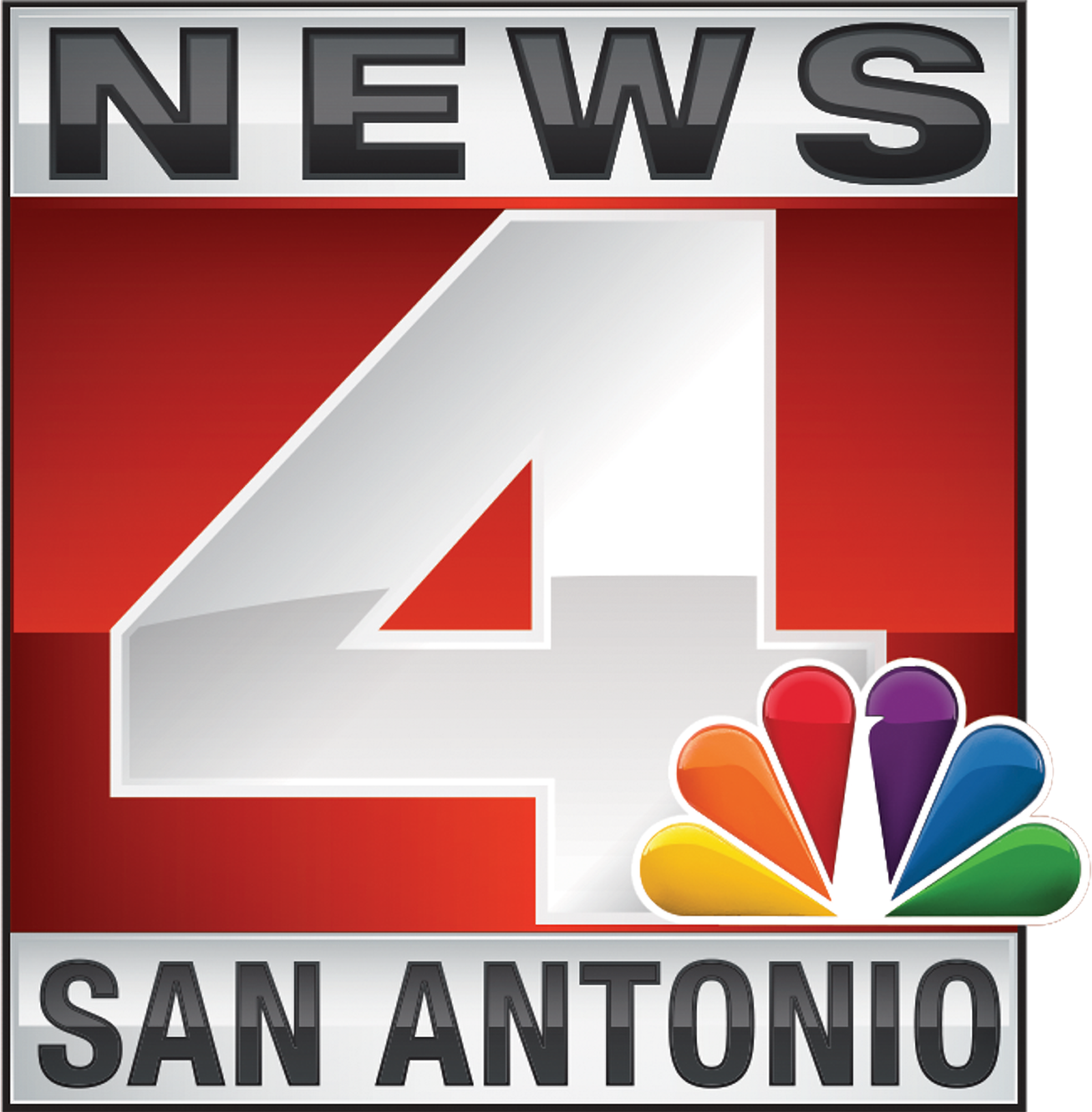 WOAI News 4 San Antonio logo