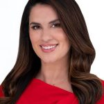Simone De Alba, News girl at WOAI News