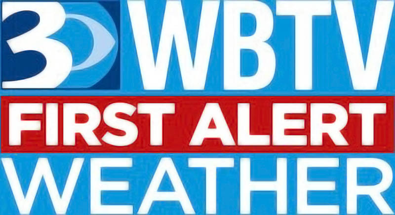 WBTV News First Alert Weather logo