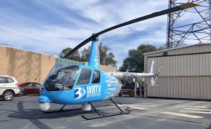 Sky Chopper of WBTV News