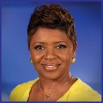 Famous news anchor WREG News: April Thompson