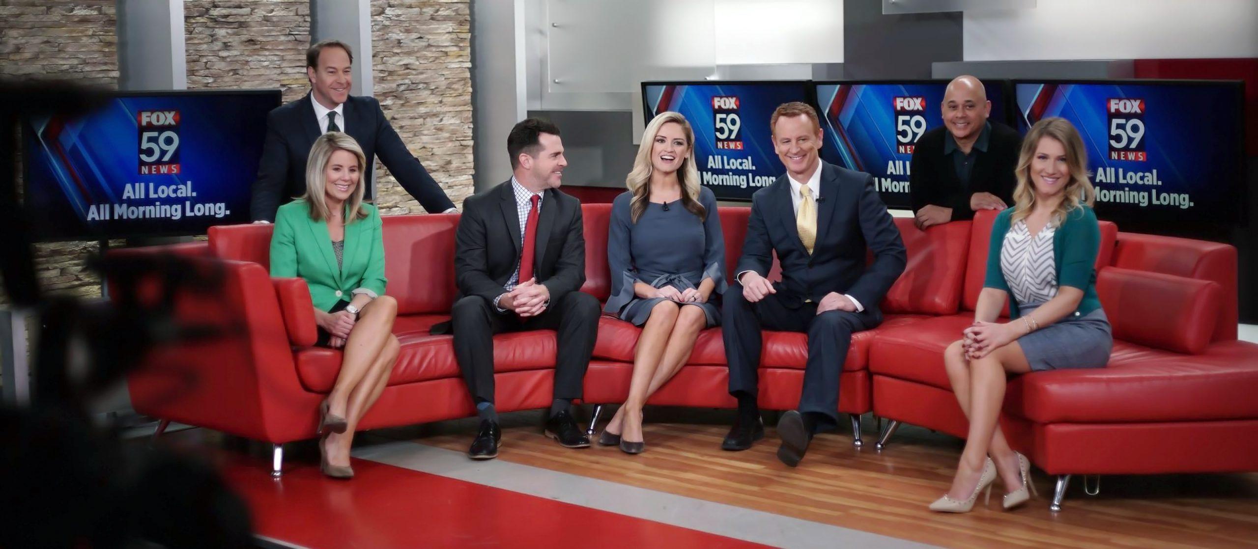 Fox 59 Morning News Team