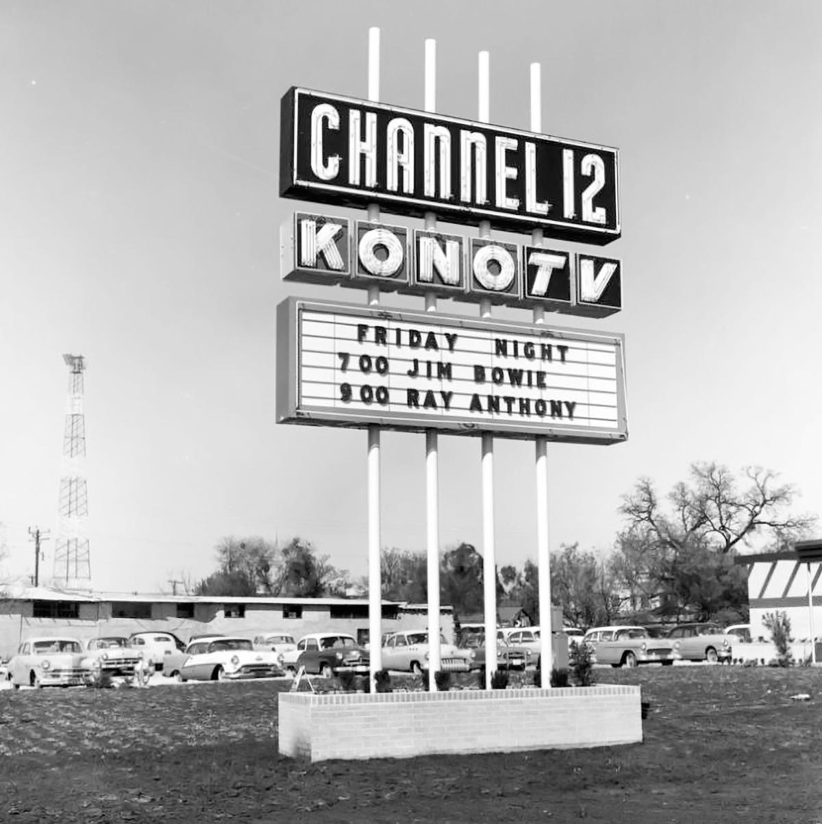 KSAT Channel 12 KONO Old